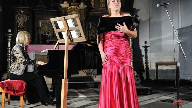 Závěrečný koncert Za poklady Broumovska.
