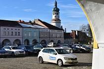 Současná podoba novoměstského náměstí je výsledkem rekonstrukce ukončené v roce 2011 v rámci projektu Za krásami a historií Českého Betléma.