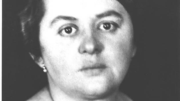 Spisovatelka Helena Čapková