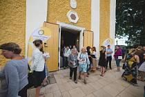 Hornové umění si přišlo do ruprechtického kostela poslechnout 182 návštěvníků a ve festivalových kasičkách přibylo díky dobrovolnému vstupnému 14465 korun.