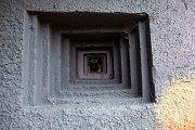 Pevnostní skanzem, srub Březinka u Náchoda.