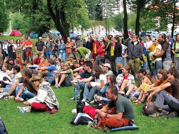 Teplický park nejvíce ožije při mezinárodním horozeleckém festivalu filmů.