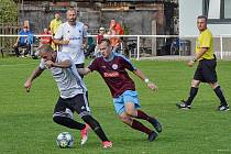 Fotbal v regionu se znovu rozjel. Hrají se nemistrovské soutěže.
