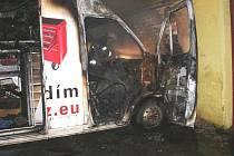 Patrně poslední požár minulého roku  vypukl na Náchodsku na silvestra v České Skalicid. Oheň pohltil odávkové vozidlo. Předběžná hmotná škoda na vozidle a na vybavení byla 1  100 000  korun.