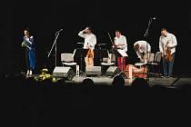 Dasha a Epoque Quartet přivezli Stinga, Cole Portera i hudbu z Titanicu.