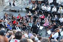 Police Symphony Orchestra potěšil Slezský Jeruzalém