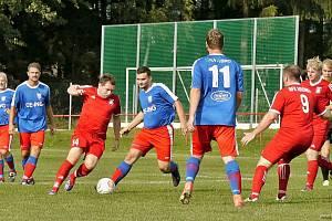 O víkendu pokračoval fotbalový Pohár předsedy OFS.
