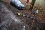 Dopravní nehoda u Náchoda
