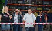 Den otevřených dveří ve firmě Hauk v Polici nad Metují.
