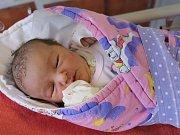 EVELÍNA HAMBÁLKOVÁ  je prvním děťátkem šťastných rodičů Xenie a Jakuba Hambálkových z Police nad Metují. Holčička se narodila 6. září 2017 v 9,28 hodin a její míry byly 3685 gramů a 50 centimetrů.