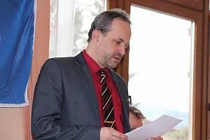 Šéf OFS Náchod Petr Vítek.