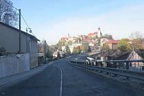 Sepský most v Novém Městě nad Metují.