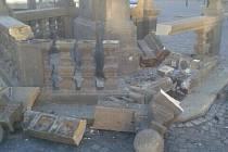 Bezmála dvě stě tisíc korun. To je vyčíslení škody, kterou před čtrnácti dny v noci způsobil náraz automobilu do sochy svatého Jana Nepomuckého na náchodském náměstí.