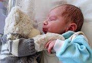 ONDŘEJ ŠVEHLA z Markoušovic poprvé vykoukl na svět 5. července 2017 ve 4.06 hodin. Klouček vážil 3180 gramů a měřil 49 centimetrů.Svým příchodem na svět potěšil rodiče Janu a Ondřeje i sestřičku Elenku (5,5 let).
