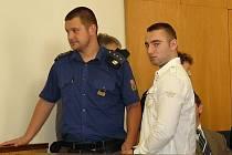 Člen gangu lupičů Martin Pitaš. Soud zamítl jeho žádost o propuštění z vazby.