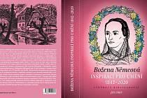 Božena Němcová inspirací pro umění 1842 - 2020. Obálka knihy.