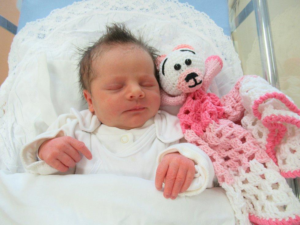 Eliška se narodila ve středu 13. května 2020 v 10:42 hodin. Její míry byly 2,89 kg a 49 cm.