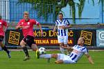 Předkolo fotbalového MOL Cupu: FK Náchod - Horky nad Jizerou 3:0.