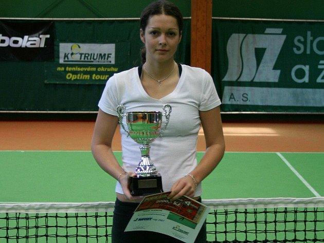 Tereza Hladíková dokázala navázat v Karsit Cupu na svůj triumf z roku 2007.