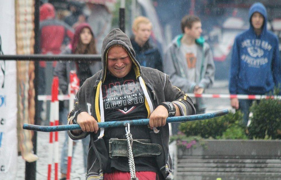 O putovní pohár Města Náchod 2017
