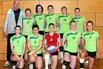 I PŘES třetí nepostupové místo v kvalifikaci o I. ligu žen si nakonec volejbalistky Hronova druhou nejvyšší soutěž zahrají.