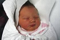 Rosalie Šedková, 24. 11. 2008, 16:07 hodin, 3,85 kg, 50 cm, Police nad Metují.