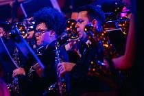 Police Symphony Orchestra. Ilustrační snímek.