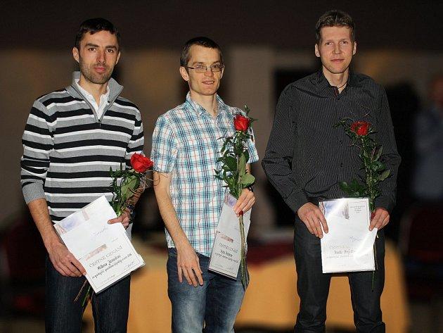 Nejúspěšnější atleti Královéhradeckého kraje bilancovali v Novém Městě nad Metují uplynulou sezonu.