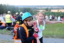 PŘES ŠEDESÁT zraněných u hromadné dopravní nehody pořídily ošetřit děti z Rescue Campu v rekordním čase. Všichni pracovali podle naučených postupů a nikdo z nich nezaváhal.