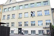 Hotelová škola v Hronově.