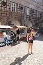 Na novoměstském náměstí a nedalekém zámku bylo v sobotu živo