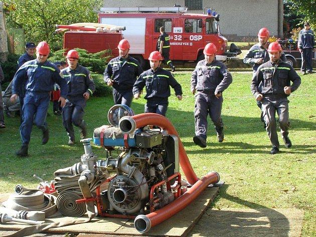 Suchodolští hasiči.