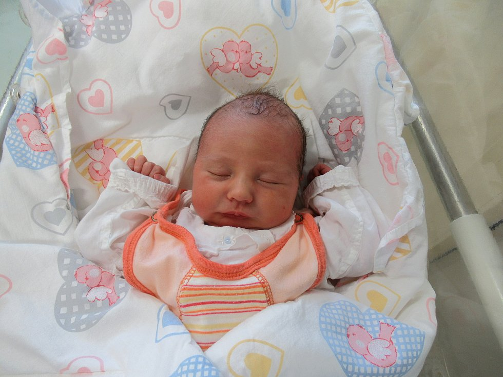 Adéla je na světě! Narodila se ve čtvrtek 7. května 2020 v 18:39 hodin. Holčička vážila 3,11 kg a měřila 49 cm.