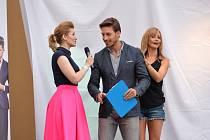 Daniela Šinkorová mezi finalisty soutěže Muž roku v Novém Městě nad Metují.