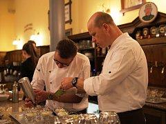 V Meziměstí vařil michelinský šéfkuchař Roman Paulus