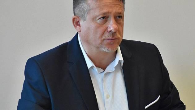 Starosta Meziměstí Pavel Hečko.