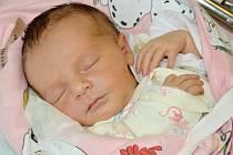 ANNA HUNEŠOVÁ se narodila 23. září 2014 v 7.43 hodin rodičům Vendule a Pavlovi ze Šonova u Nového Města nad Metují. Holčička po narození vážila 3240 gramů a měřila 52 centimetrů.
