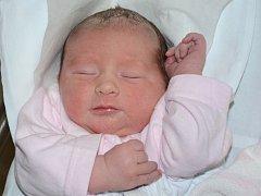INNA MOJŽÍŠOVÁ se narodila 12. dubna 2013 v 5:23 hodin s váhou 2740 gramů. S rodiči Denisou Manychovou a Janem Mojžíšem mají domov v Bolehošti.