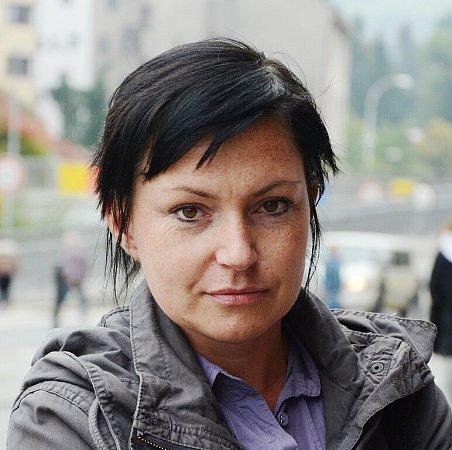 Ilona Kosařová.