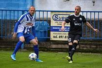 Fotbalová divize C: FK Náchod - Libiš.