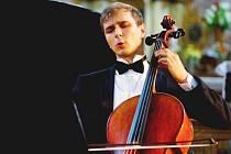 Violoncellista Petr Špaček