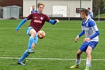 Fotbal dorostu: MFK Trutnov U19 - FK Náchod U19.