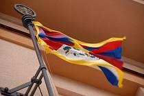Tibet v Novém Městě nad Metují.