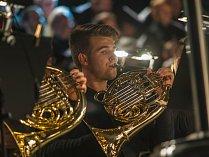 Když skály naslouchají: Police Symphony Orchestra.