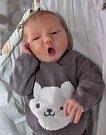 ANTONÍN ČERVÍČEK z Vysokova se narodil 25. listopadu 2016 v 10.48 hodin rodičům Henrietě a Martinovi. Klouček vážil 3820 gramů a měřil 52 centimetrů. Doma má patnáctiletého bráchu Martina.