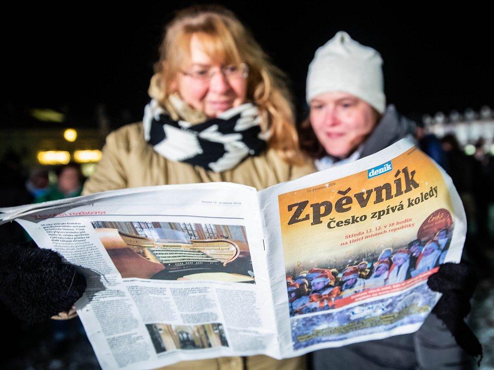 Česko zpívá koledy - Nové Město nad Metují.