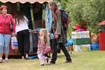 Multižánrový festival Routa se konal v sobotu 17. června na poutním místě podruhé.