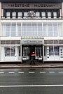 Wenkeův obchodní dům v Jaroměři.