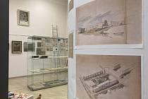 Výstava František Kulhánek - náchodský Gočár. Foto: Fotoklub Náchod