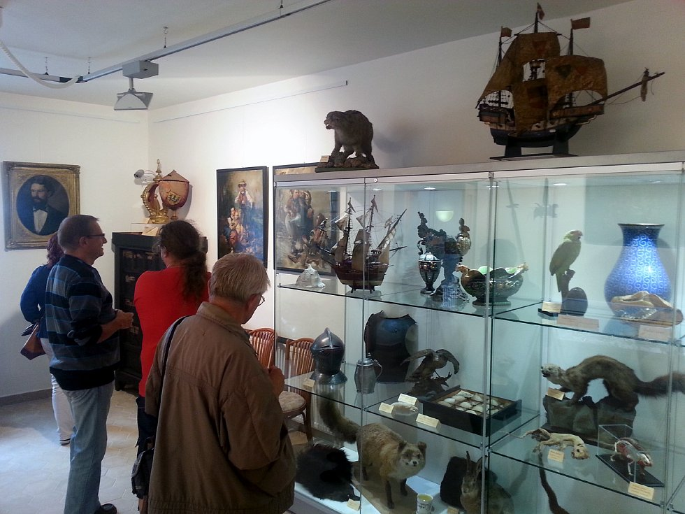 Výstava: Kabinet kuriozit